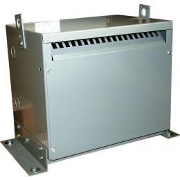 9 kVA 600 Volt to 208 Volt Three phase Autotransformer RC9J-B