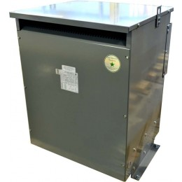 75 kVA 240 Volt to 440Y254 Volt Isolation Transformer BC75C-P2/Z3
