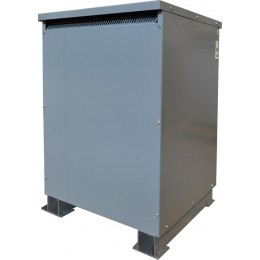 112.5 kVA 575 Volt to 380Y220 Volt Isolation Transformer BC112J1-R/Z3