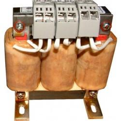 4 Amps 208-240 Volt Line Reactor 3PR-0004C3L