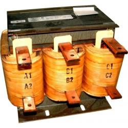 255 Amps 208-240 Volt Line Reactor 3PR-0255C3L