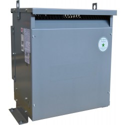 9 kVA 208 Volt to 220Y/127 Volt Three phase Isolation Transformer BC9B-S2