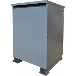 112.5 kVA 208 Volt to 220Y/127 Volt Three phase Isolation Transformer BC112B-S2/Z3