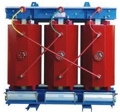 Cast Coil Resin Transformer